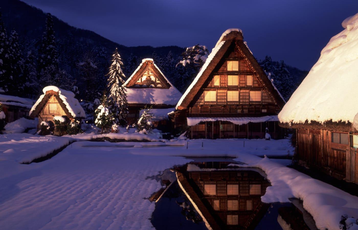 (c) Shirakawa Village Office