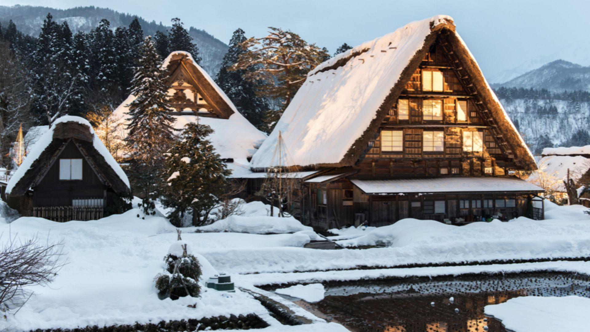 Tohoku Snow Monsters Skiing Fruit Hiking Travel Japan Jnto