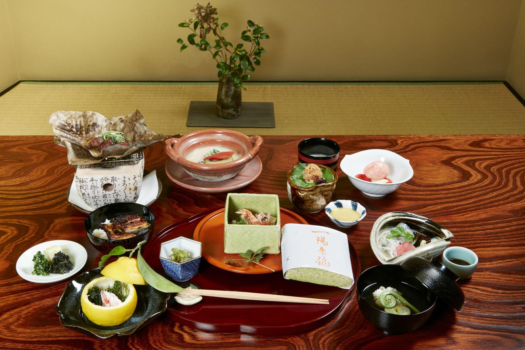 traditionelle japanische küche in kyoto - unser kyoto food