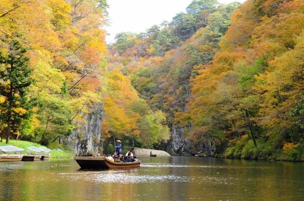 用不一樣的方式享受日本秋季的楓紅美景