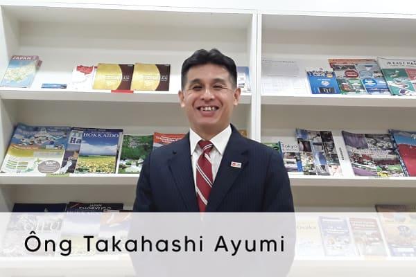 Trưởng đại diện, VPĐD Cơ quan Xúc tiến Du lịch Nhật Bản (JNTO) tại Việt Nam