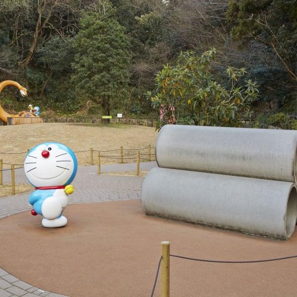 Doraemon al Fujiko F. Fujio Museum