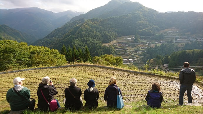 Visitors can experience the mountain village landscape designated a Globally Important Agricultural Heritage System.