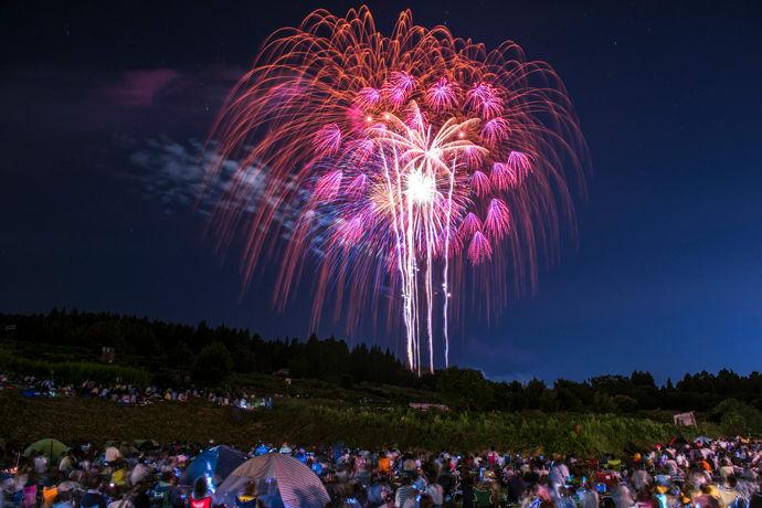 The Katakai Fireworks Festival features