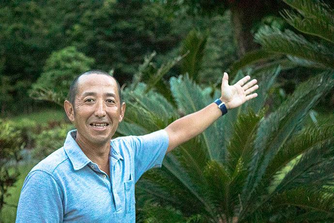 Professional guide Masataka Kawauchi