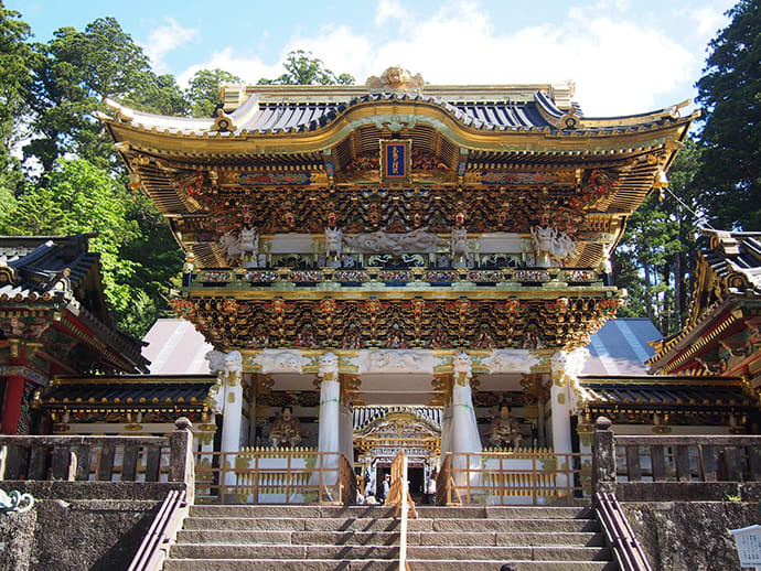 Joboji lacquer is an important component of the ongoing restoration of Nikko Toshogu Shrine, due to be completed in 2024.