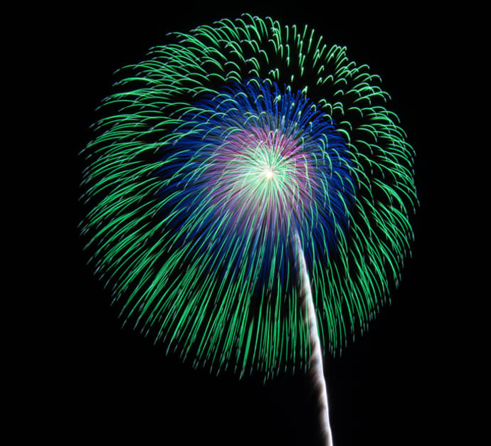 Warimono showcase Japanese firework-manufacturing techniques
