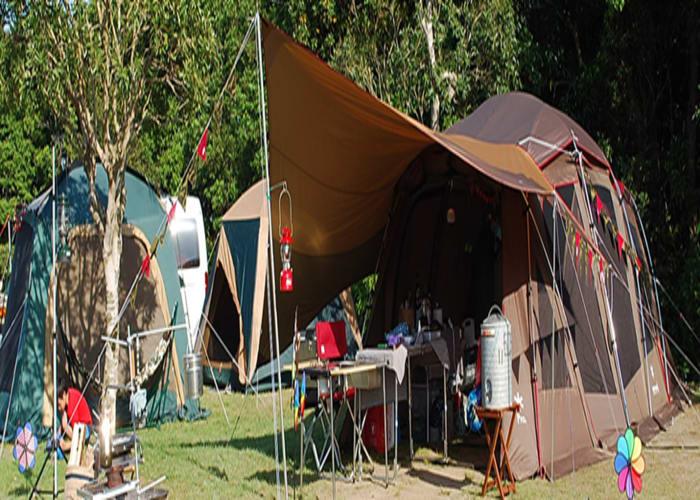Shima Autocamp Ground