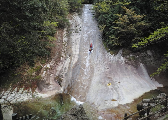 Learn to Canyon in Nametoko Valley