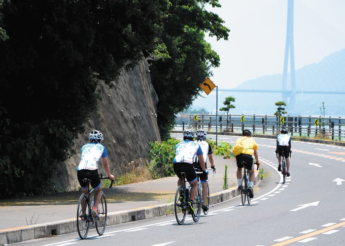 Cycle the Shimanami Kaido