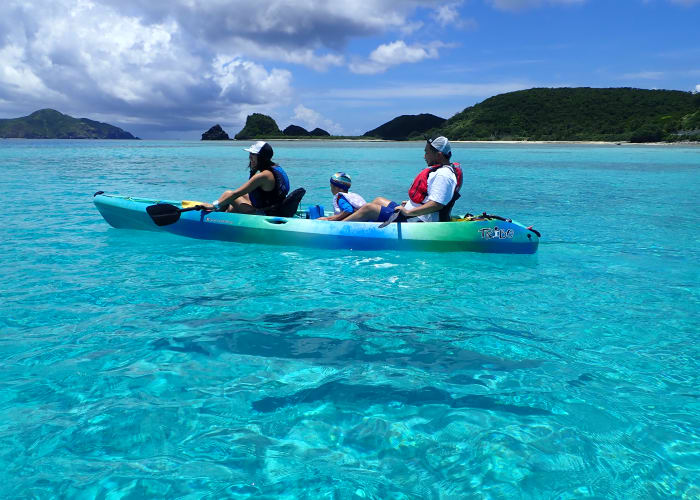 Half-Day Kayaking and Snorkeling Tour