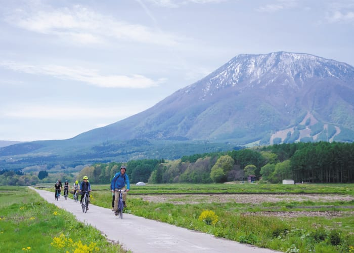 Hokkoku-kaido Countryside Cycling Tour