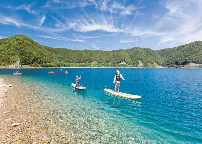 Explore Lake Motosu