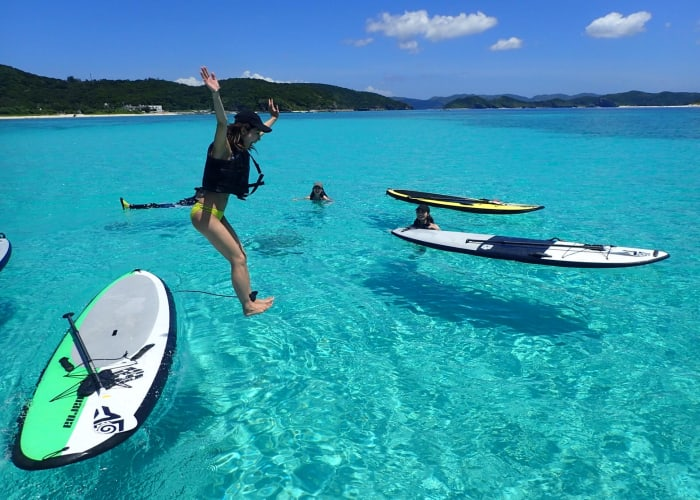 Half-Day Stand-Up Paddleboarding and Snorkeling Tour