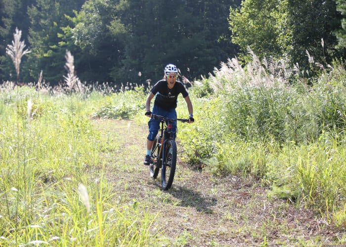 Mountain Biking in Hachimantai and Appi