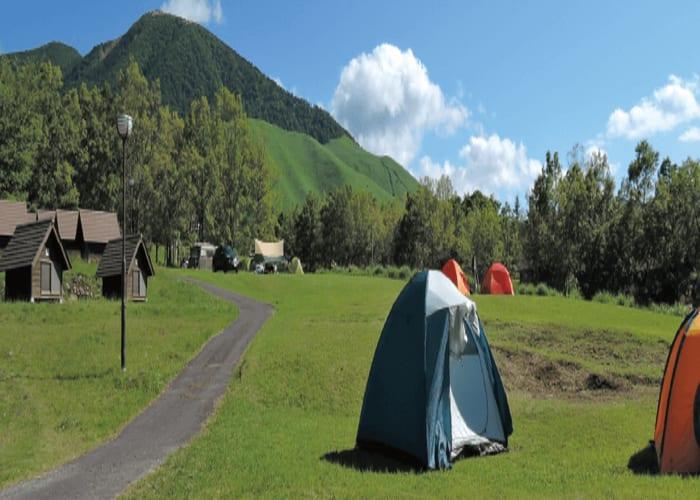 Kokonoe Green Park Sensui Campground
