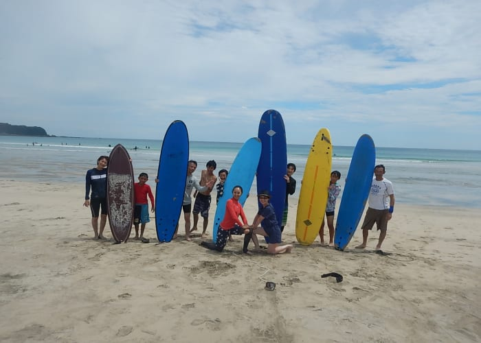 Surfing Classes for Beginners