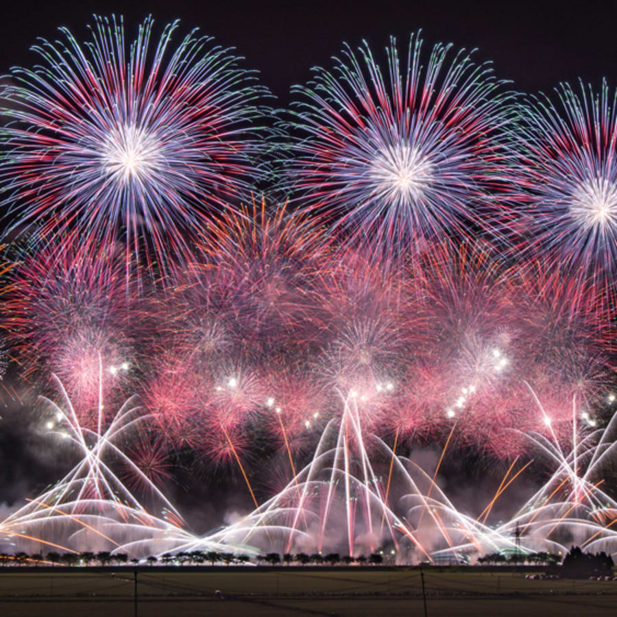 The story of Japan's fireworks—hope, prayer and artistic entertainment