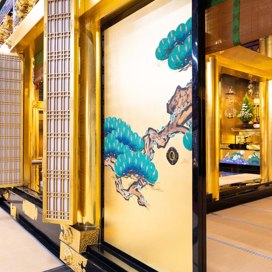 전통 기술과 일본의 공예, 건축물의 미