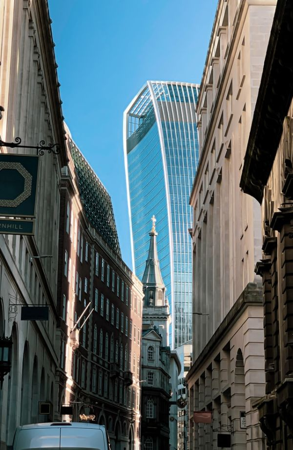 20 Fenchurch Street - Walkie Talkie Building