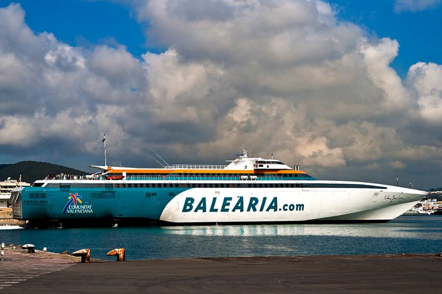 huella de carbono tranporte marítimo