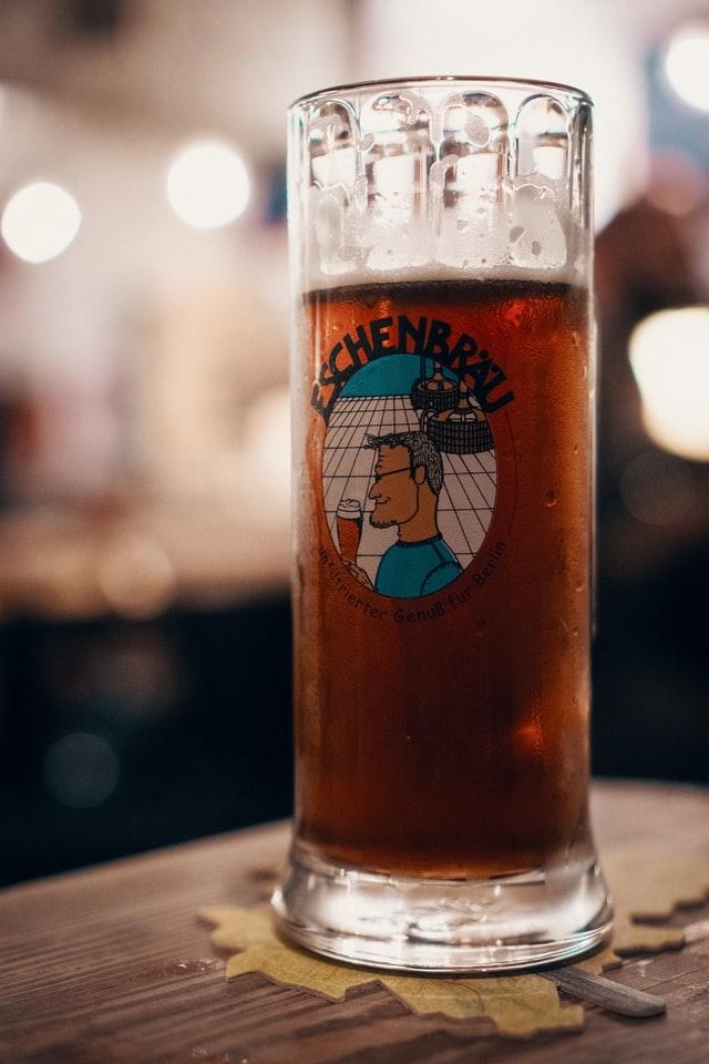 Eschenbeäu Bier