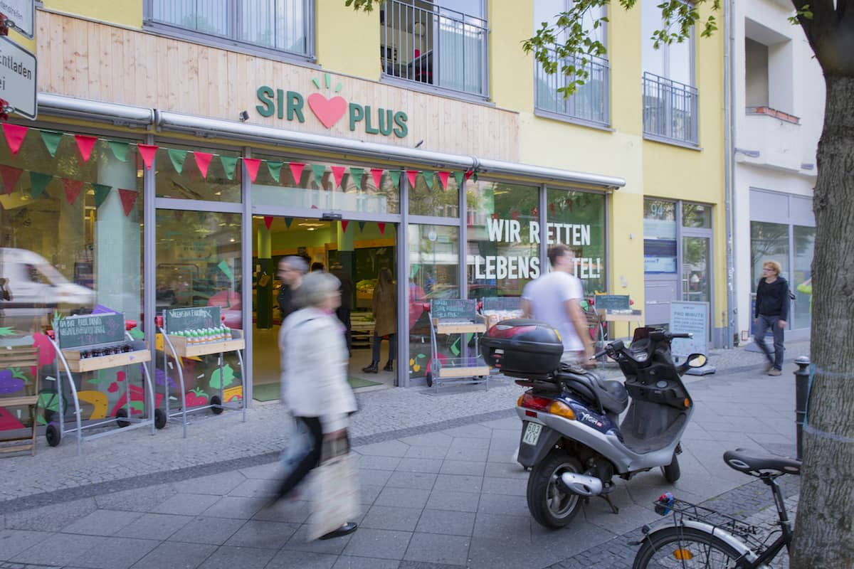 Sirplus Supermarket