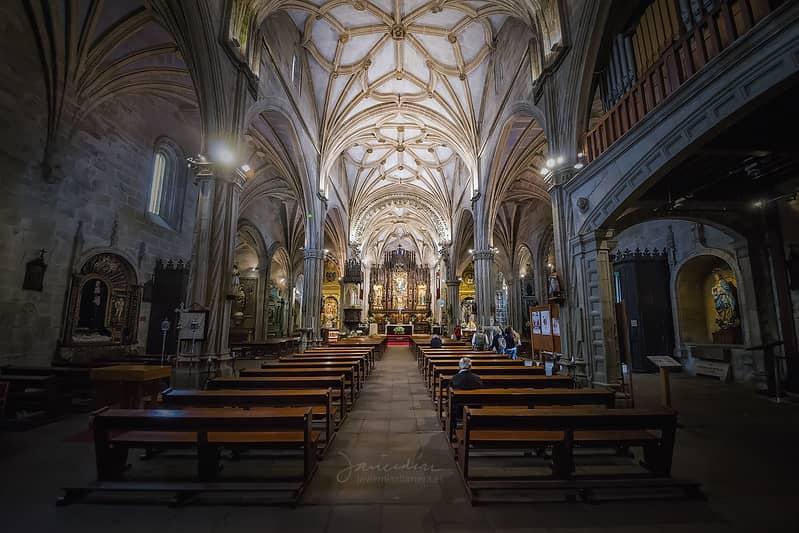 Basílica de Santa María (Pontevedra)