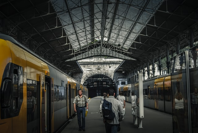 Picture of Campanha train station