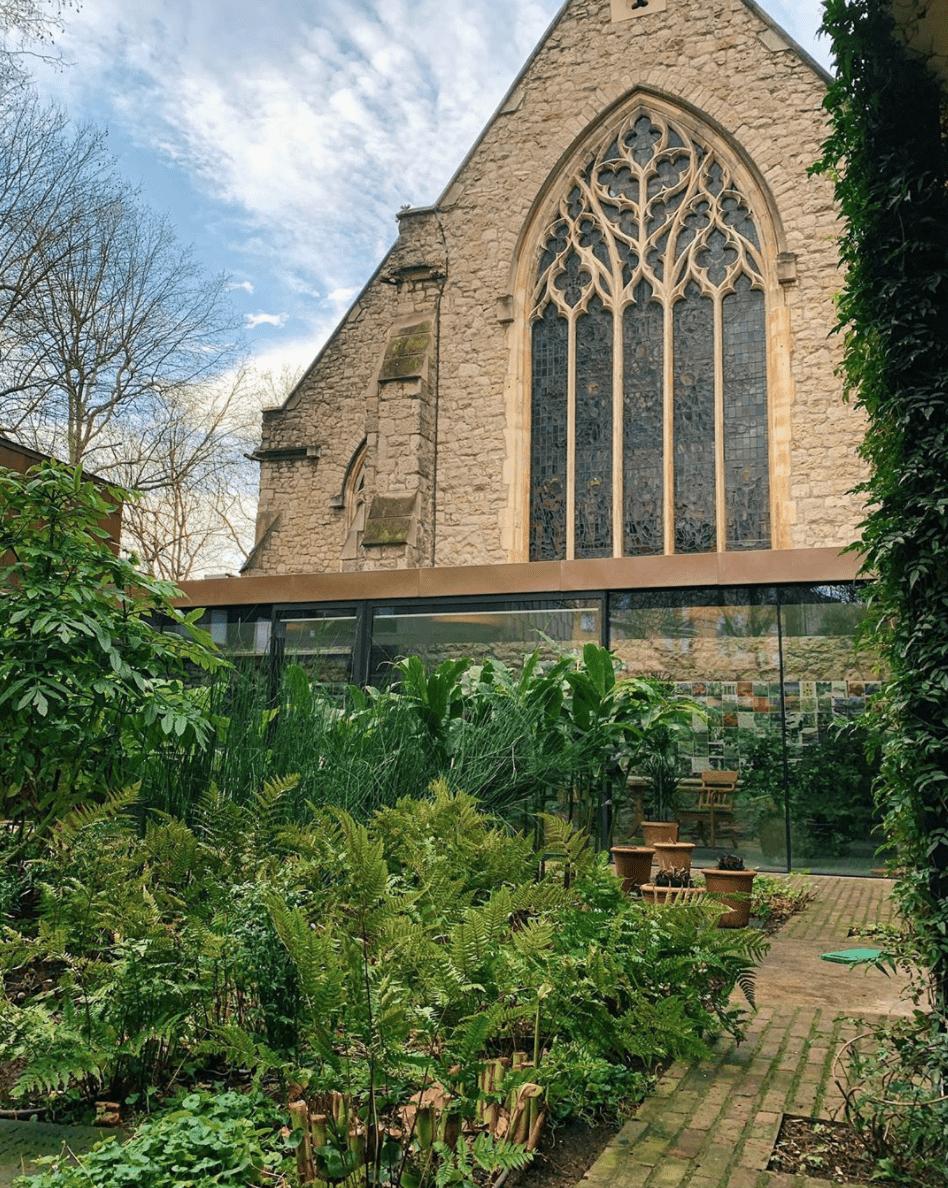 Garden Museum, London