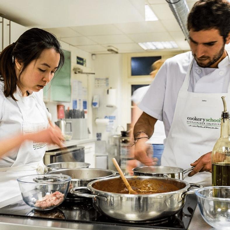 Cookery School, London