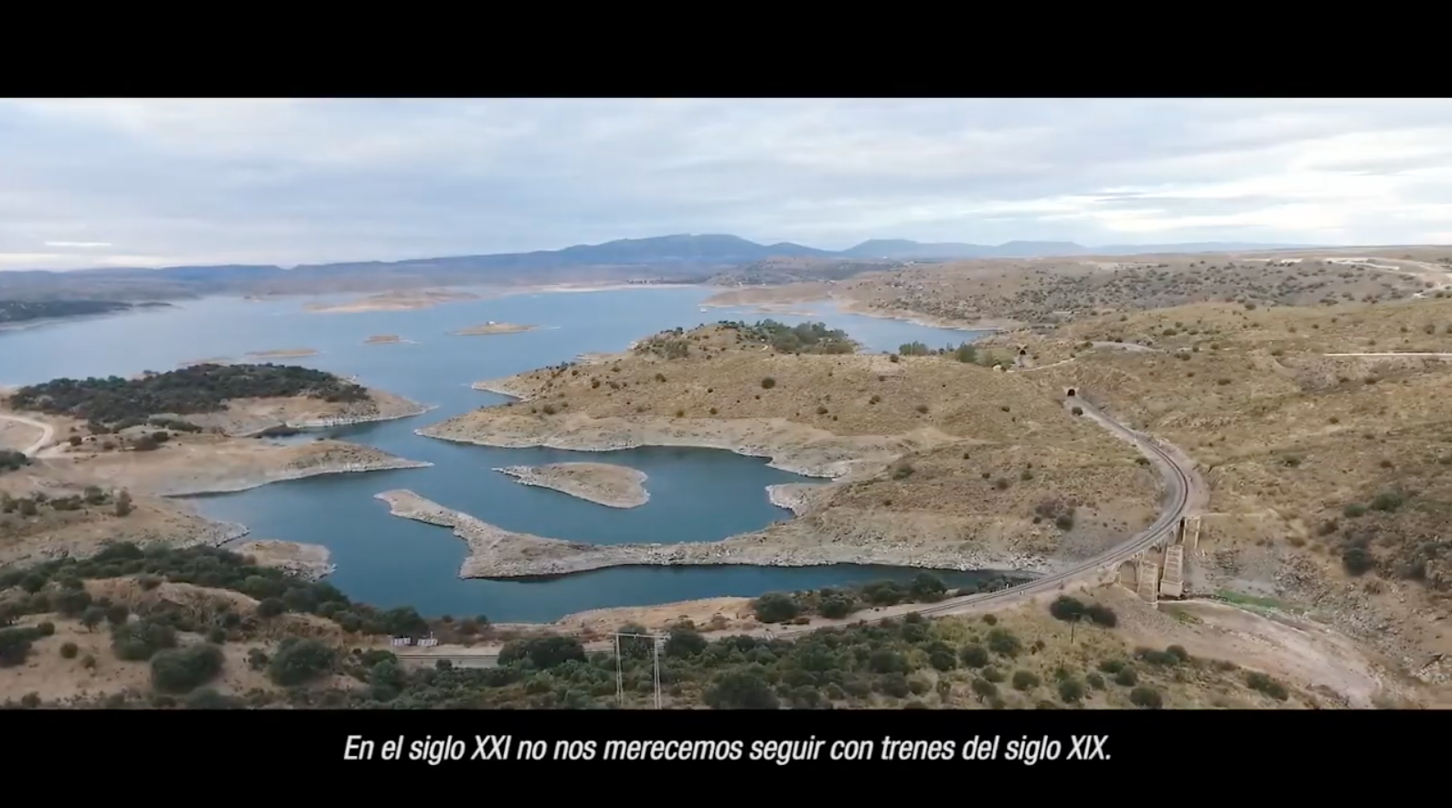 Video TrenDignoYa Extremadura