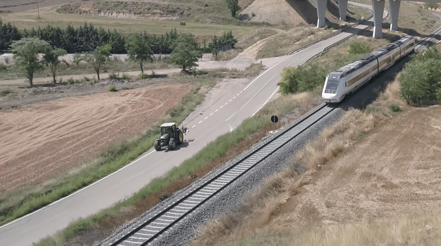 Video Tren Teruel