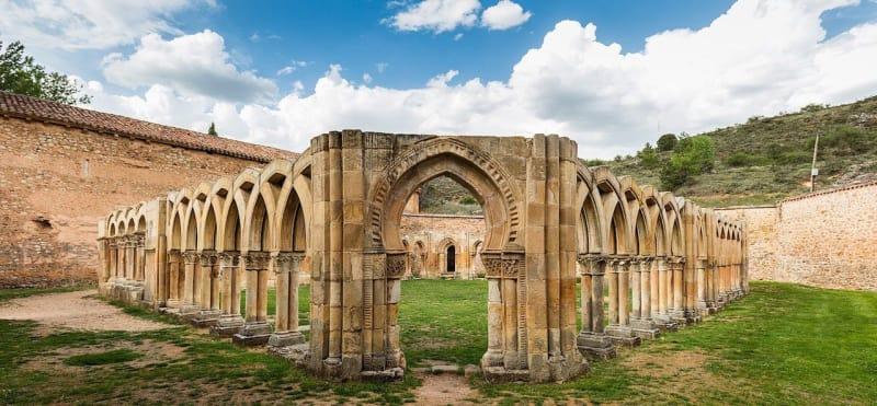 Monasterio San Juan de Duero, Soria
