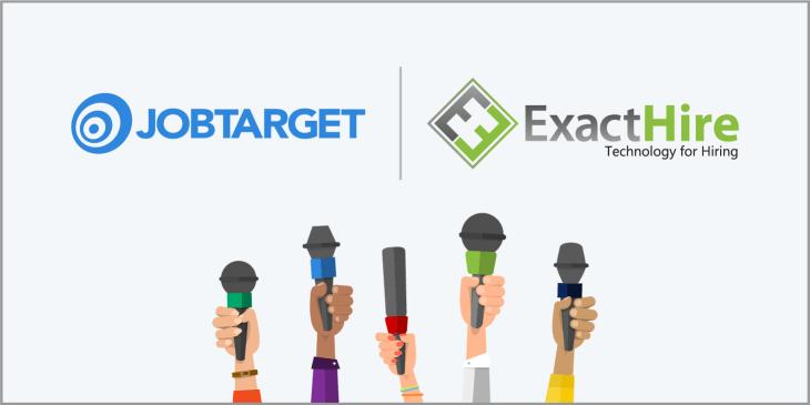 JobTarget Partners with ExactHire