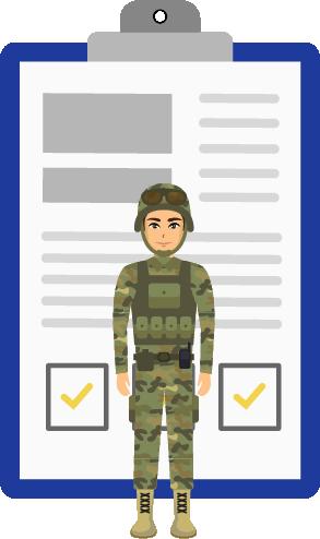 Hire Veteran Personnel
