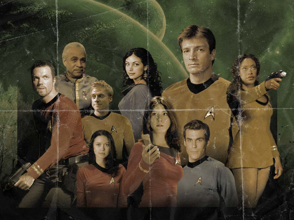 firefly star trek mashup