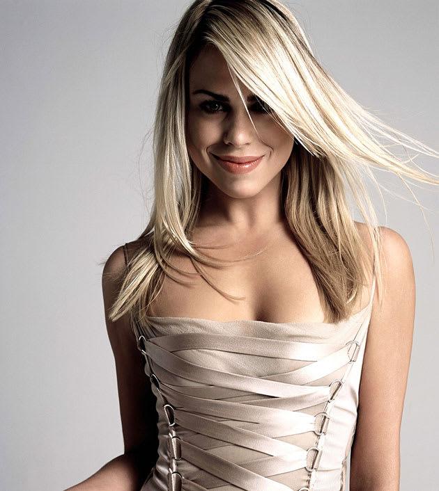 Rose Tyler Billie Piper White Dress