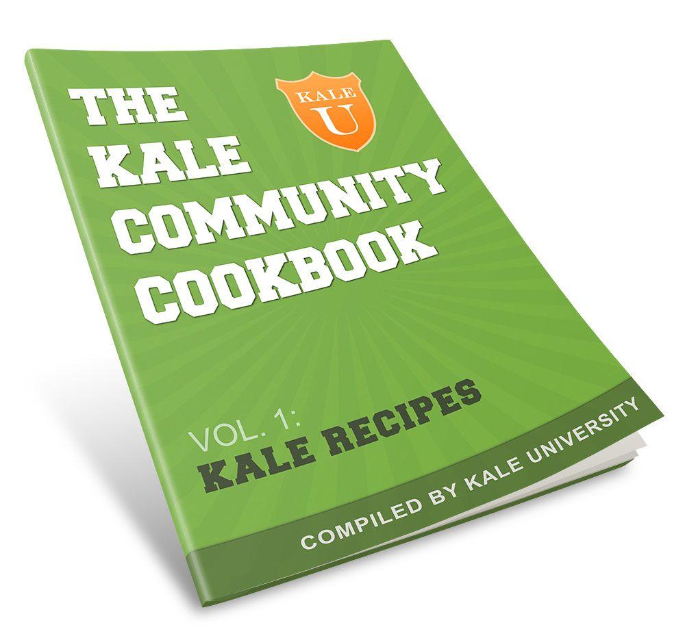 kale university ebook design