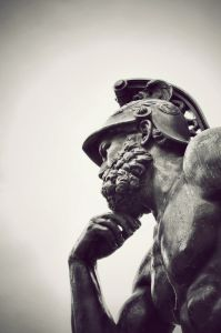 ancient thinker