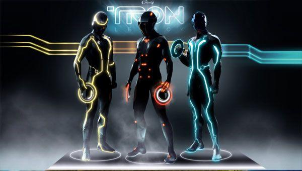 Tron now