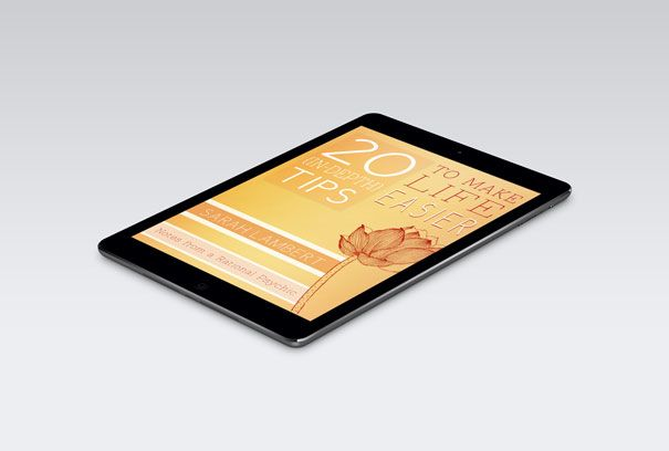 body insights ebook design