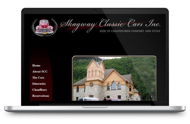 Skagway Classic Cars design devlopment
