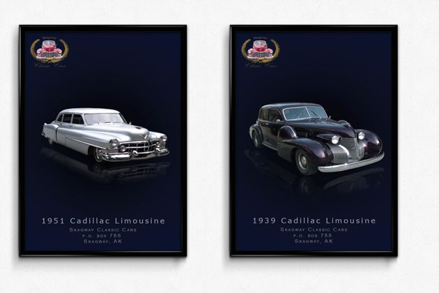 Skagway Classic Cars posters verticle