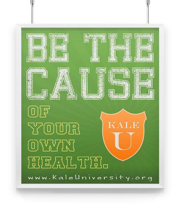 kale university poster design