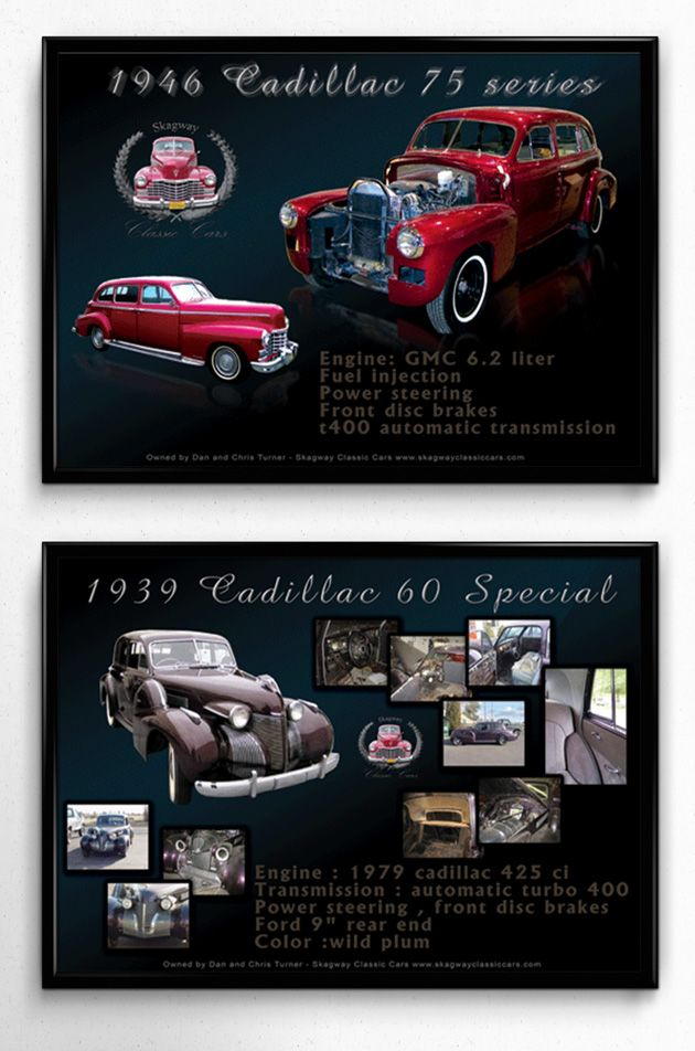 Skagway Classic Cars posters horizontal