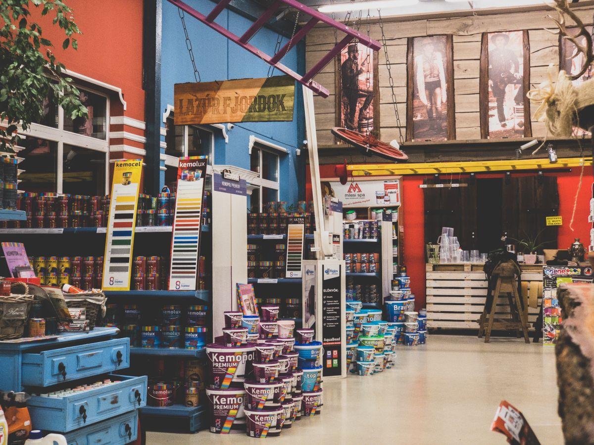 Western Festékbolt Nyíregyházán