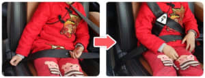 why to use seat belt adjuster for kids