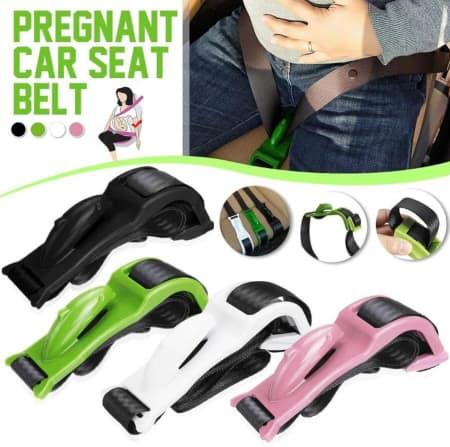 pregnant car seat belt adjusterALL FOUR COLORS