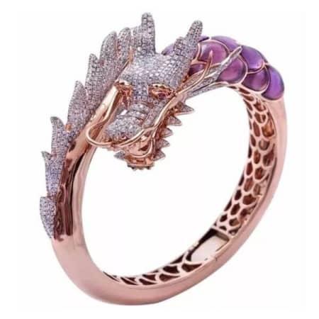Charmi Rhi Dragon Ring
